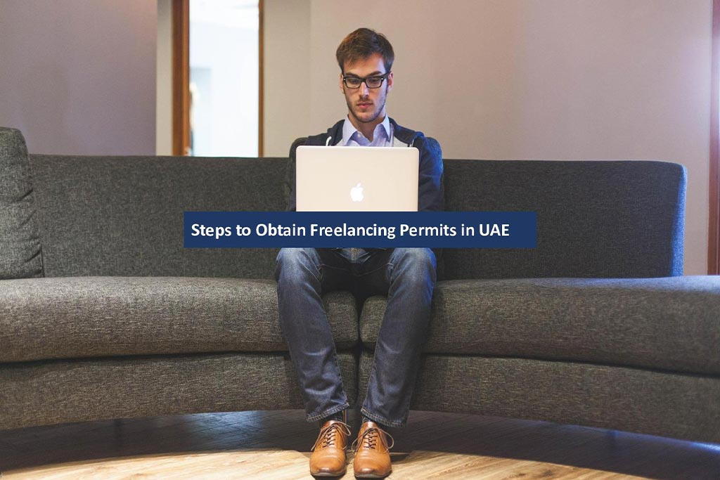 Freelance permit