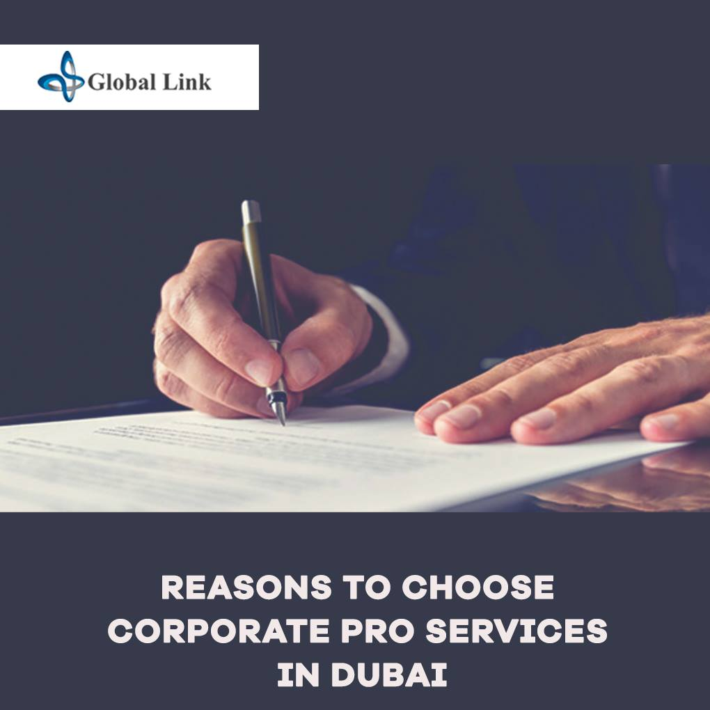 global link corporate pro services